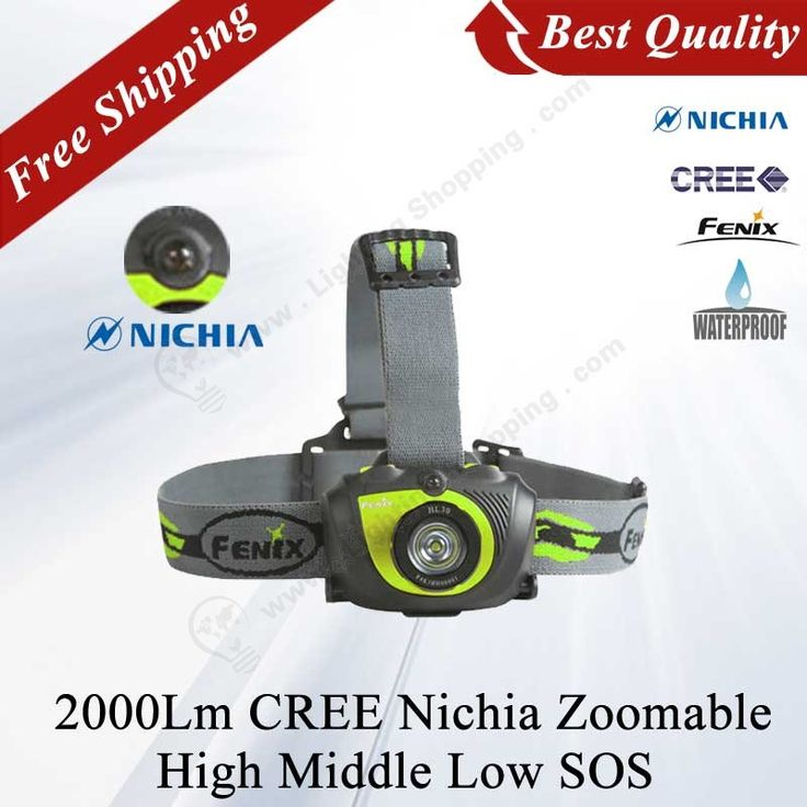 Best LED #Headlamps, Fenix HL30, Cree XP-G R5 LED, Nicha #Flashlights, 200Lm, 5 Modes - See more at: http://www.lightingshopping.com/fenix-hl30-cree-xp-g-r5-led-nicha-flashlights-200lm-5-modes-led-headlamps.html