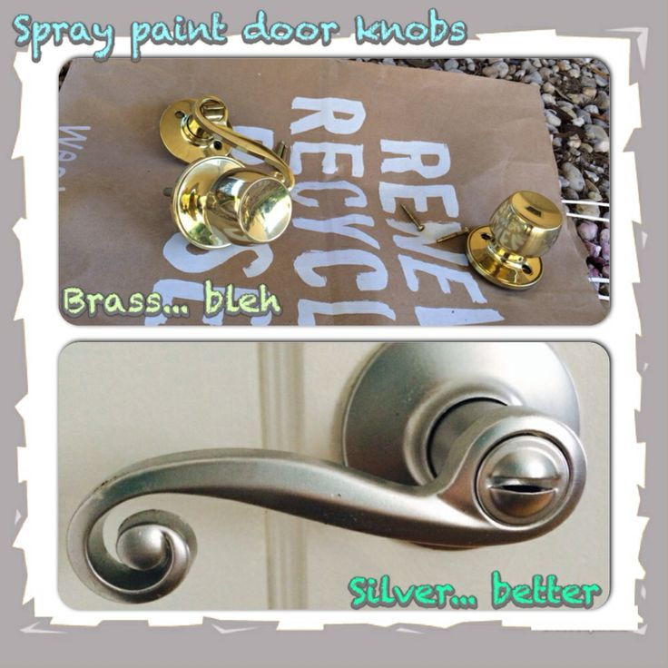25 Best Ideas About Brushed Nickel Spray Paint On Pinterest Shelves Basement Decorating
