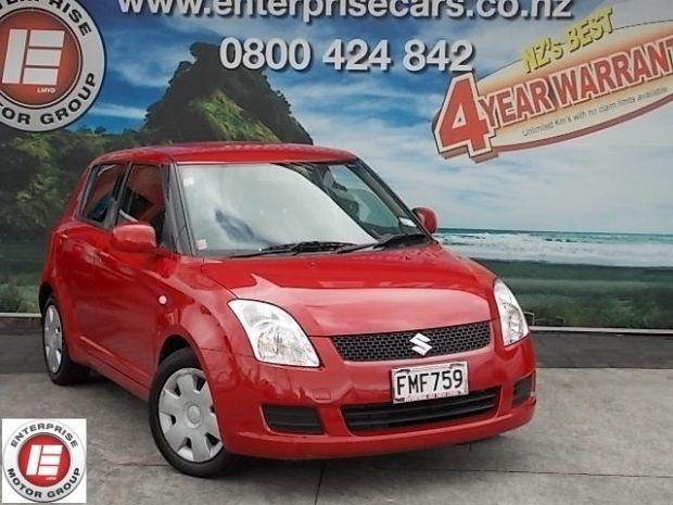 2010 Suzuki Swift NZ NEW **45000KMS**