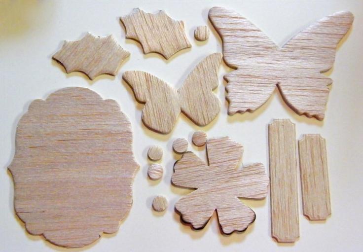 DIY Wood Embellishments