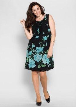 Letní šaty, sheego Style  #avendro #avendrocz #avendro_cz #fashion #business #prace
