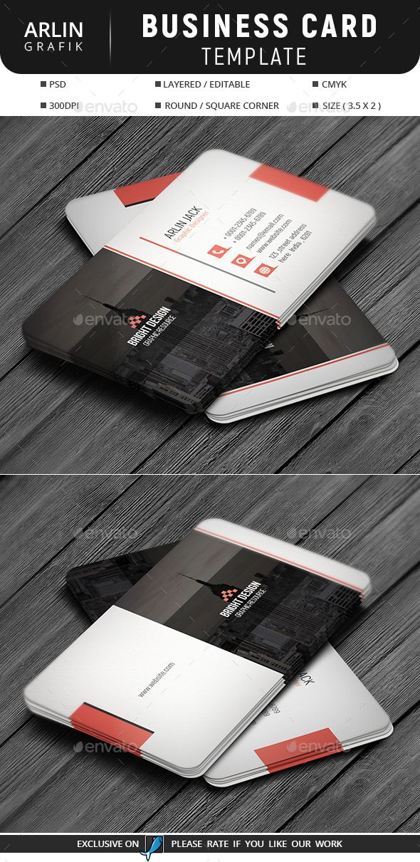86 best Business Card Templates Design images on Pinterest ...