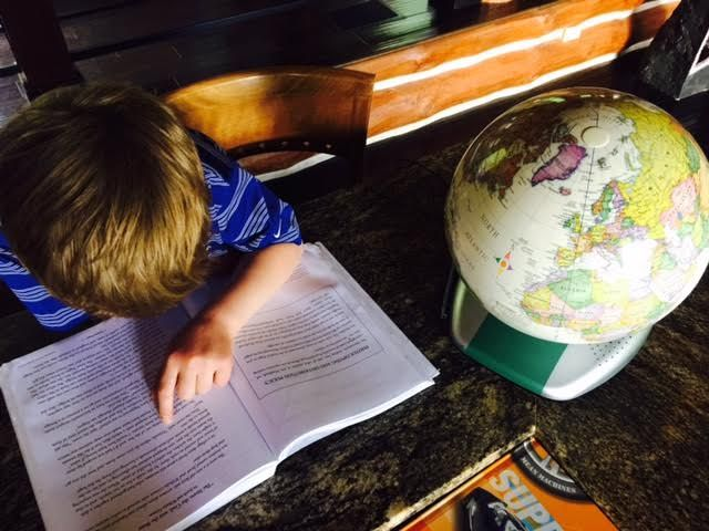 My seven-year-old is finishing up third grade and I wanted to share how do we homeschool 3-rd grade, in case you may find our curriculum useful or inspirational in any way. You can see what we did for pre-K and … Read more