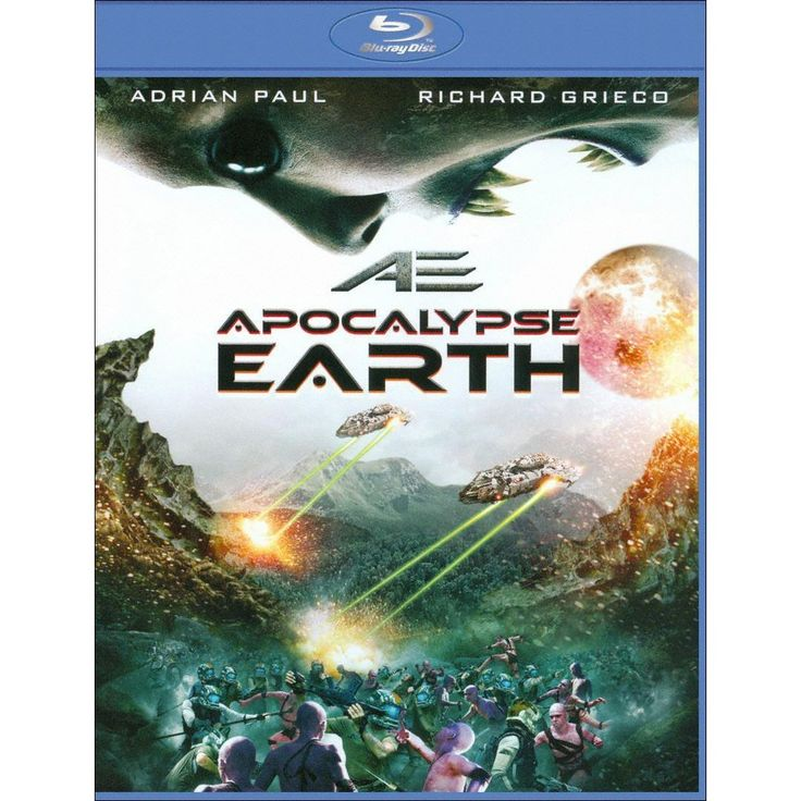 AE: Apocalypse Earth [Blu-ray]