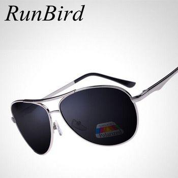 2016 бренд дизайнер поляризованные очки мужчины жк-поляроид выпученными солнцезащитных очков мужской вождения солнцезащитные очки для мужчин óculos De Sol Gafas YJ020