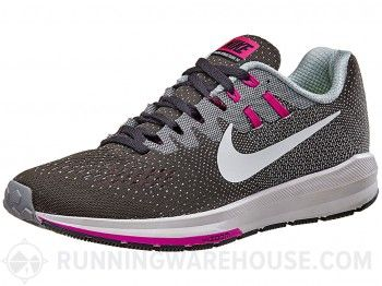 nike zoom structure 20 womens grey gold