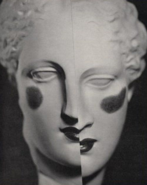 Man Ray for Elizabeth Arden cosmetics, 1932
