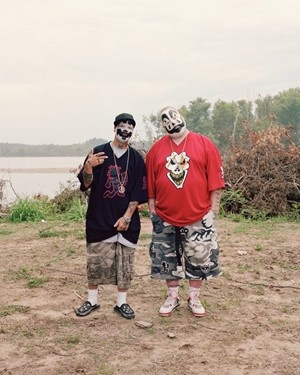 Photographer Daniel Cronin gets out to The Gathering of the Juggalos, documenting notorious Mad Max shit at the gnarly rap-themed festival
