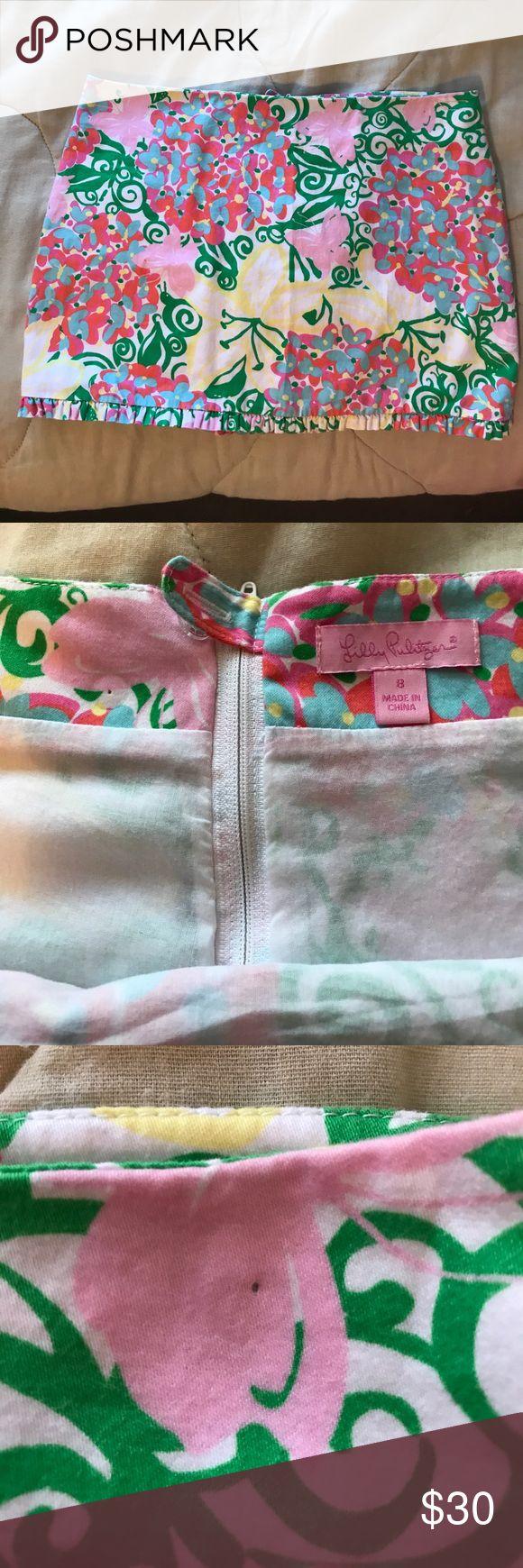 Spotted while shopping on Poshmark: Lilly Pulitzer Mariposa Callie Skirt! #poshmark #fashion #shopping #style #Lilly Pulitzer #Dresses & Skirts