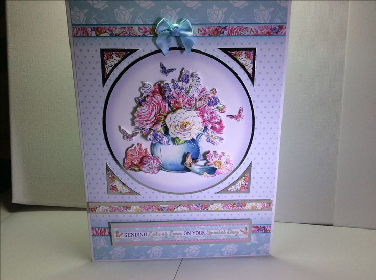 Hunkydory fabulous florals,