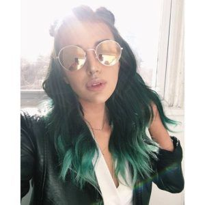 dip dye hair guide  #dipdye #color #hair