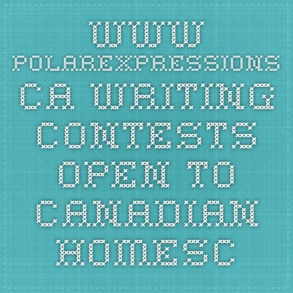 Chanticleer Writing Contest Calendar at a Glance