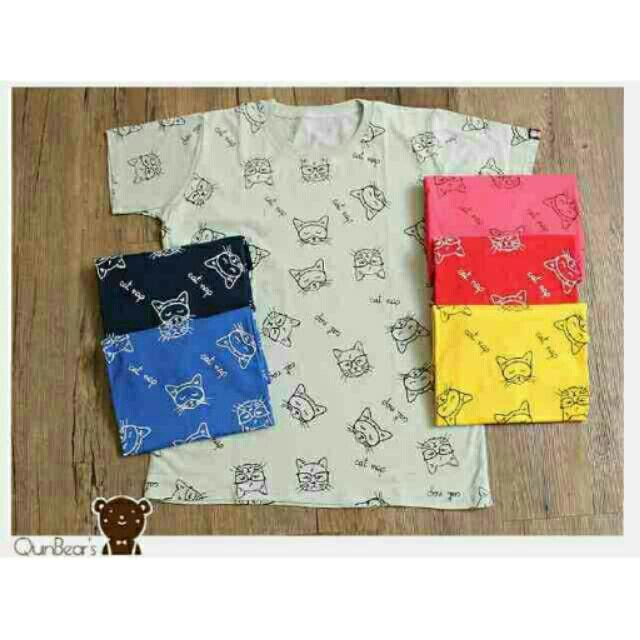 Saya menjual Kaos wanita / big lils cat full print / kaos lengan pendek wanita / XL seharga Rp45.000. Dapatkan produk ini hanya di Shopee! https://shopee.co.id/ssfashionkaos/458871334 #ShopeeID