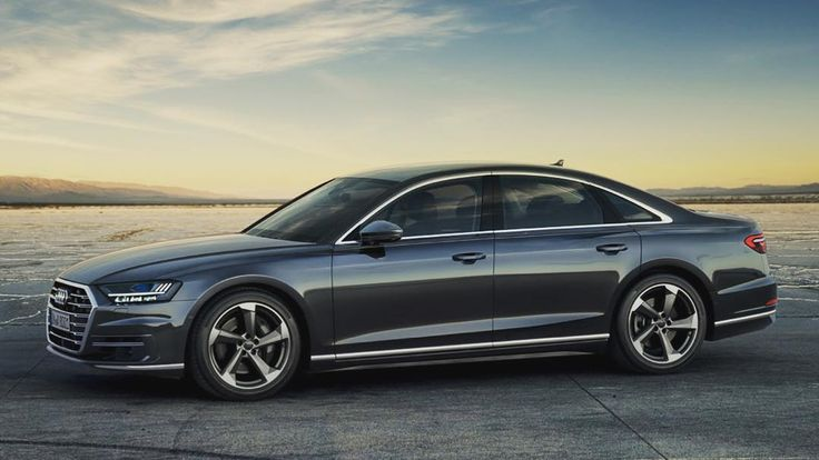 Best config of the #newA8 that I have seen so far. Yeah or nay to the new Marc Lichte Audi design  pic Audi  ---- oooo #audidriven - what else ---- . . . . #Audi #A8 #AudiA8 #A8L #quattro #4rings #drivenbyvorsprung #landofquattro #audigramm #audigram #audilove #carporn #marclichte #audidesign