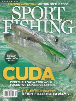 17 best images about fishing gear on pinterest fishing for Sport fishing magazine