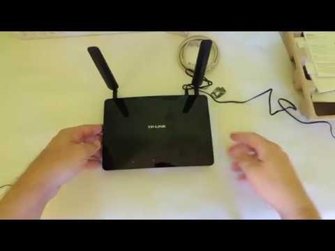 TP-LINK Archer MR200 dwupasmowy router 4G  LTE - unboxing