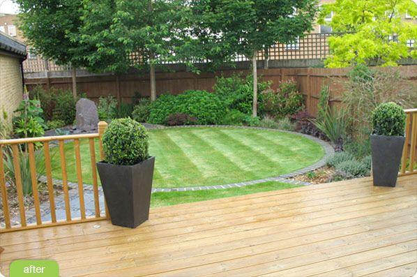 12 fantastiska små trädgårdar | Sköna hem