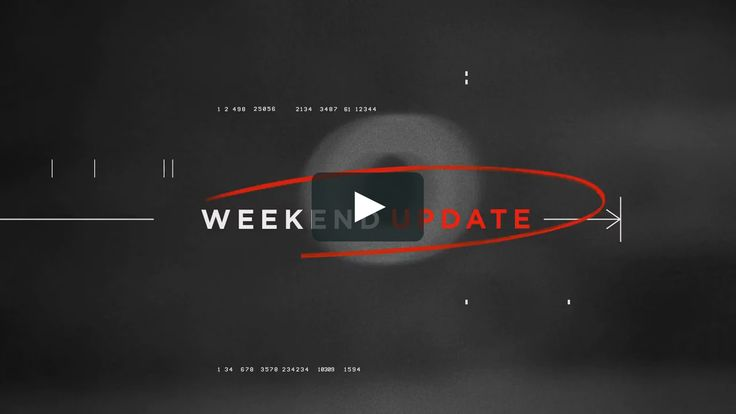"""This is """"SNL Weekend Update Opening Titles"""" by VisualCreatures on Vimeo, the home for high quality videos and the people who love them."""