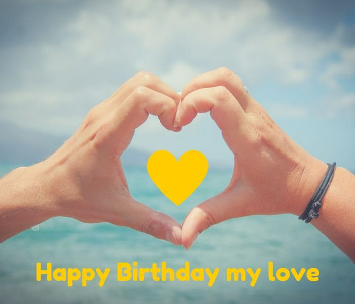 Happy Birthday Love Messages for lover