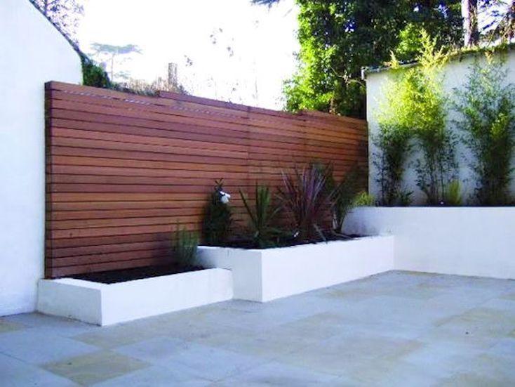 Beautiful Modern Fence Design Ideas Backyard Fences Modern