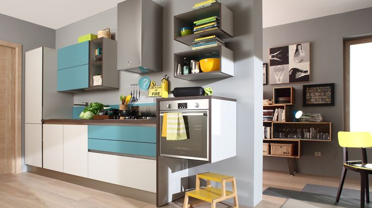 29 best FORMARREDO DUE - Veneta Cucine Moderno images on Pinterest ...