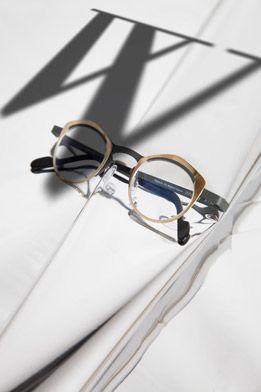 Anne et Valentin Eyewear - Model WHITNEY