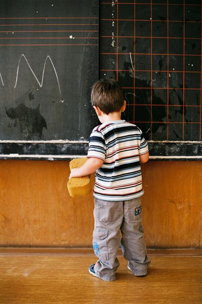 Škola volá © Foto Vnímavé hračky 2013
