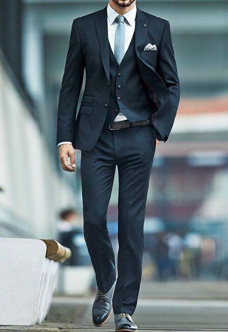 high quality business men suits formal groom tuxedos best man suit  high quality business men suits formal groom tuxedos best man suit prom wear unbranded twobutton mensjeansformal mens jeans pinterest mens suits,
