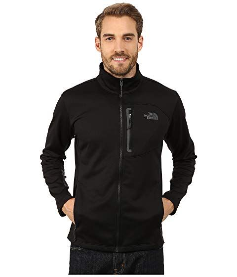 2b96de11e THE NORTH FACE Canyonlands Full Zip, TNF BLACK (PRIOR SEASON ...