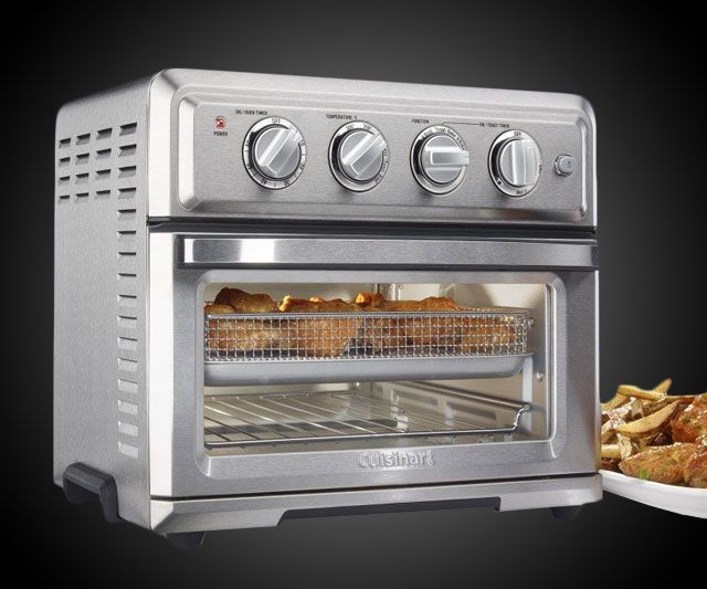 Cuisinart Air Fryer Toaster Oven Toaster Oven Oven Design Toaster