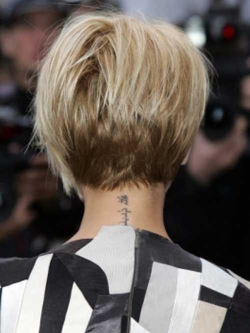 Fine 1000 Ideas About Graduated Bob Haircuts On Pinterest Short Hairstyles For Women Draintrainus