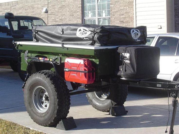 The Un-Offical Off Road Trailer Pic Thread