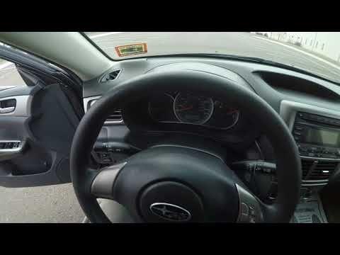 4K Review 2008 Subaru Impreza Virtual Test-Drive & Walk-around
