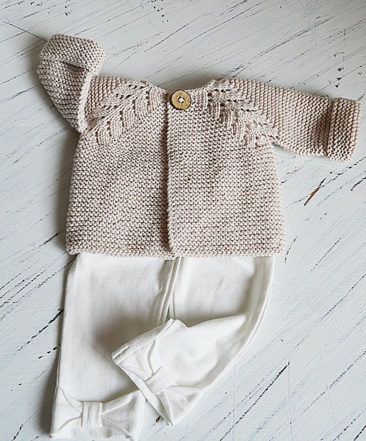 Único Free Garter Stitch Knitting Patterns For Babies Regalo - Manta ...