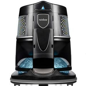 If you suffer from allergies or asthma, this vacuum is the bomb!!! Rainbow Cleaning System Canister Vacuum #Viewpoints