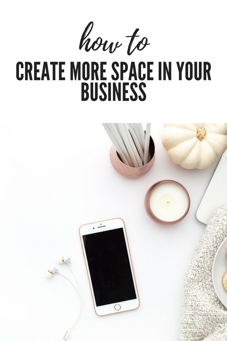 5 ways to create more space to grow in your business #smallbusiness #growyourbusiness #businessowner #businesstips #growth #businesswoman #business