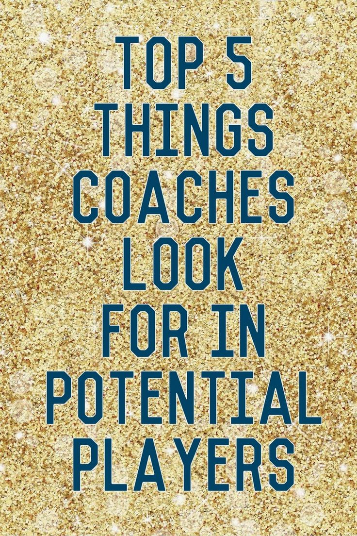A head High School Softball coach shares her top 5 things that coaches look for in potential players. The top 5 might surprise you, it's not all about skill!