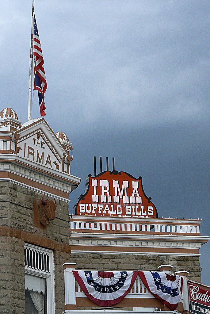 Irma Hotel, Cody, Wyoming