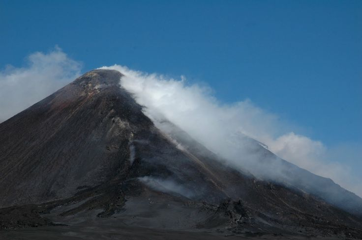 the South east crater of #Etna