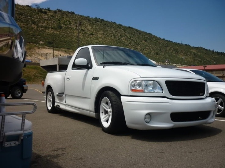 Ford SVT Lightning Even bone stock these are fast Ford