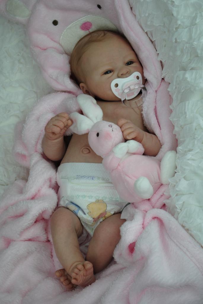 coco malu reborn | Bespoke Babies 'Coco Malu' Elisa Marx Reborn Baby Girl MR Hair Tummy ...