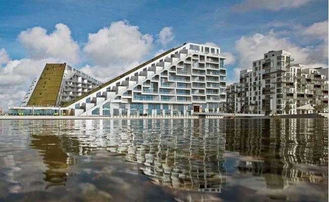 Bjarke Ingells, architect Copenhagen