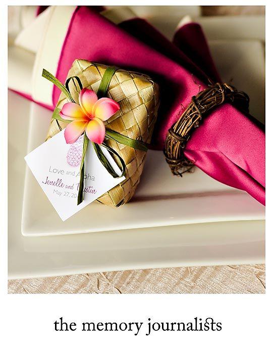 21 best Wedding / Party Favors images on Pinterest   Honolulu ...