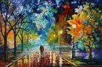 FRESHNESS OF COLD - LEONID AFREMOV by *Leonidafremov