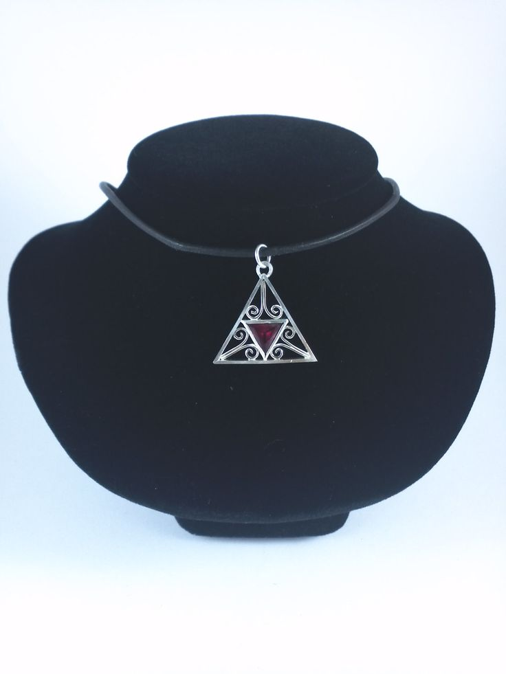 The Triforce of Power. $90.00, via Etsy.   Why must it be sooooooooo much?!?!?!?!?!?!?!?!