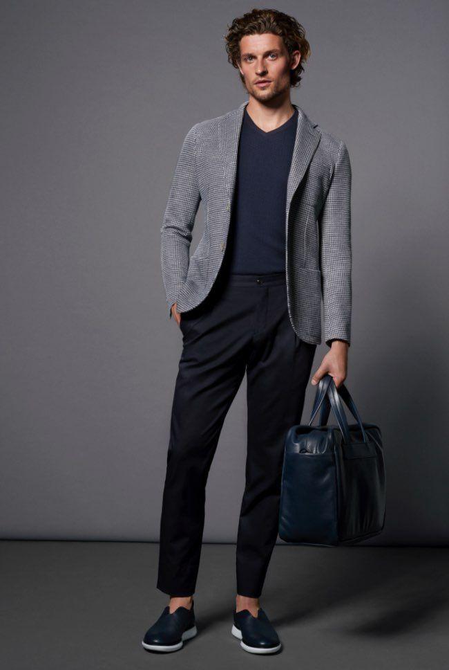 Giorgio Armani SS 2016 l #lookbook #menswear #fashion