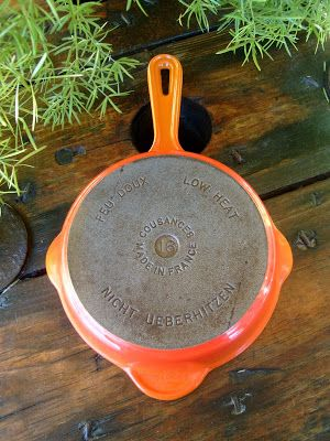 Cousances - Enameled Cast Iron Cookware - Fish and Veggies: