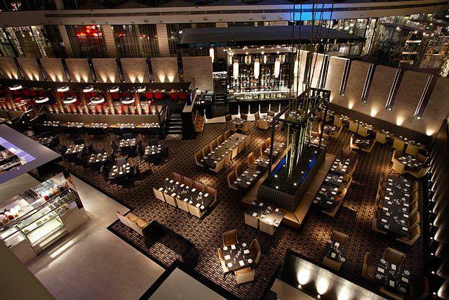 Crown Metropol Atrium restaurant - Blainey North
