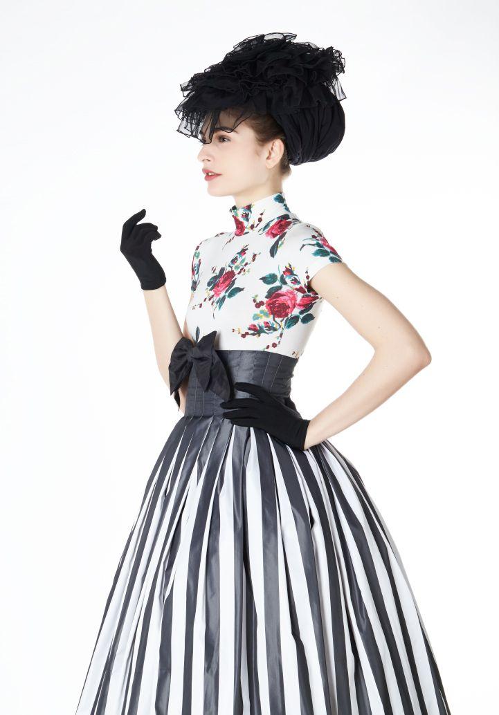 """Wow Style. Trachten inspired. Mitgift no. 5 """"Wiener Chic"""", Susanne Bisovsky, Viennese Fashion Designer"""