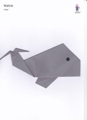 De kleine walvis - De website van vouwjuf!